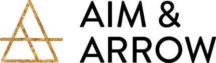Aim_Arrow Logo